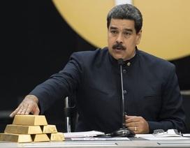 Venezuela sở hữu mỏ vàng khổng lồ