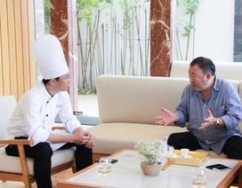Vua đầu bếp Australia hợp tác phát triển ẩm thực Việt Nam