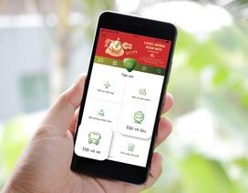 Đặt vé tàu xe thuận tiện hơn với ứng dụng di động của Vietcombank