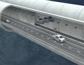 """Na Uy và tham vọng xây """"đường hầm nổi"""" đầu tiên trên thế giới"""