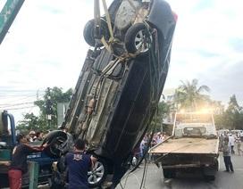 Ô tô lao sông trên đường về quê ăn Tết, tài xế tử vong