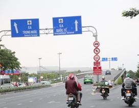 Sân bay Tân Sơn Nhất thông thoáng chiều 28 Tết