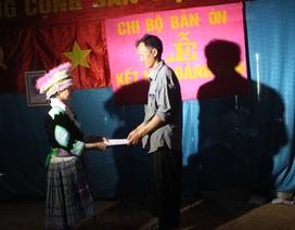 """""""Người truyền lửa"""" cho đồng bào Mông ở bản Ón"""