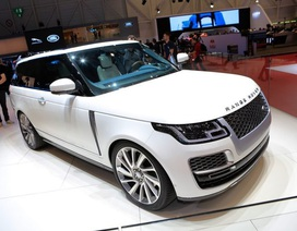 Land Rover từ bỏ kế hoạch cạnh tranh Bentley Bentayga