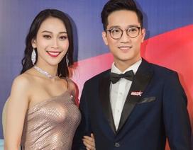 """Á hậu Vân Quỳnh – Chí Nhân bất ngờ thành """"đôi"""""""