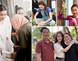 Những ngày cuối năm, sao Việt làm gì khi không đi diễn?
