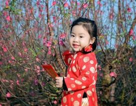 Dạy con trẻ bài học về món quà đầu xuân qua phong bao lì xì