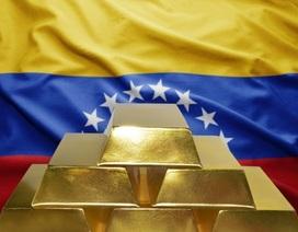 Bị cả thế giới tạo áp lực, Venezuela không dám chuyển 20 tấn vàng khỏi đất nước