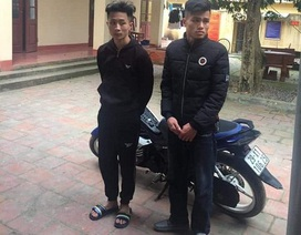 Khởi tố, bắt giam 2 đối tượng táo tợn nổ pháo trước cổng công an huyện