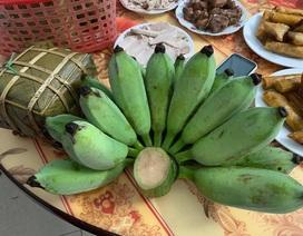 Quảng Bình: Nải chuối cúng tất niên bị hét giá tới 800.000 đồng