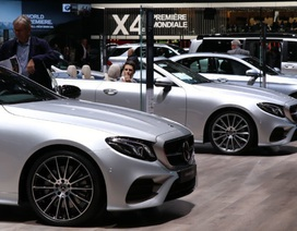 Điểm danh Top 5 thương hiệu xe sang lớn nhất thế giới