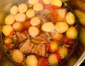Những món ăn không thể thiếu trong ngày tết của người dân ĐBSCL