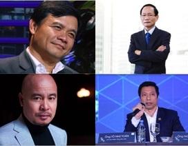 Những doanh nhân tuổi Hợi lừng lẫy thương trường: Nhiều người sinh năm Tân Hợi