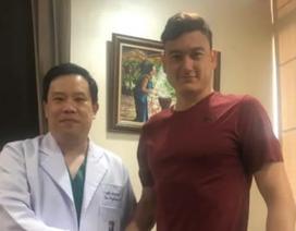 Văn Lâm hoàn thành việc kiểm tra y tế ở CLB Muangthong United