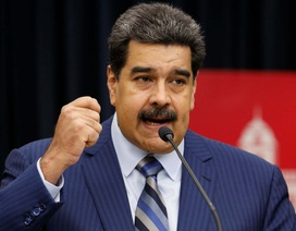 Tổng thống Maduro tuyên bố dùng sinh mạng bảo vệ Venezuela