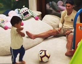 C.Ronaldo đón sinh nhật bên gia đình hạnh phúc