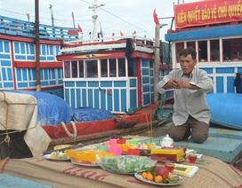 Quảng Ngãi: Ngư dân Lý Sơn nô nức mở cửa biển đầu năm
