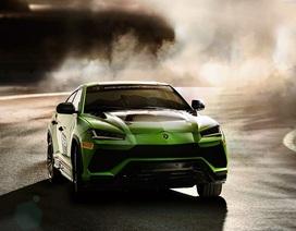Lamborghini Urus ST-X cho giới nhà giàu mê đua xe