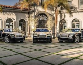 Rolls-Royce ra 4 phiên bản đặc biệt mừng Xuân Kỷ Hợi