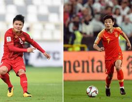 Giải bàn thắng đẹp nhất Asian Cup 2019: Quang Hải đua với Wu Lei