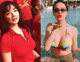 Gặp lại fan nữ sexy nổi bật nhất mùa ASIAD 2018