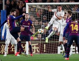 Những khoảnh khắc kinh điển ở đại chiến Barcelona-Real Madrid tại Nou Camp