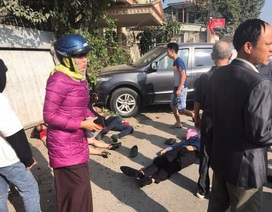 Khởi tố, bắt tạm giam tài xế xe khách tông xe con khiến 3 người tử vong