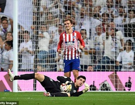 Atletico - Real Madrid: Quyết đấu vì ngôi á quân tại Metropolitano