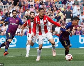 """Bilbao - Barcelona: """"Bão táp"""" chờ đón Messi cùng đồng đội"""