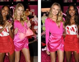 Hai siêu mẫu áo tắm đọ dáng quyến rũ