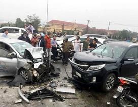 8 người thương vong vì TNGT, 54 người nhập viện vì đánh nhau trong dịp Tết