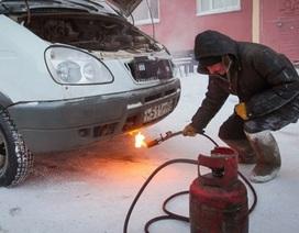 Bí kíp người Nga giúp ô tô chạy tốt khi nhiệt độ tụt xuống âm 50 độ C