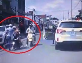 Vụ lái xe đánh phụ nữ: Dân mạng đến tận nhà để đòi công bằng
