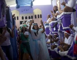 Nữ cướp khét tiếng tiết lộ cuộc sống trong tù ngày đón năm mới