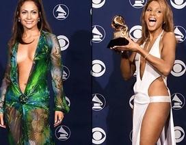 Những bộ cánh ấn tượng nhất tại các lễ trao giải Grammy