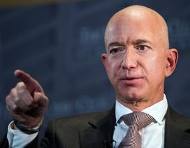 Ả rập Xê út phủ nhận đứng sau bê bối tình ái của tỷ phú Amazon