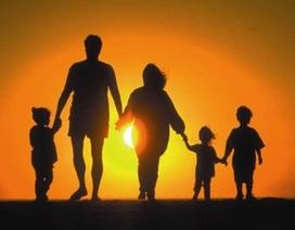 """Kiểm tra chỉ số IQ của trẻ qua câu hỏi: """"Ba người nào là một gia đình?"""""""