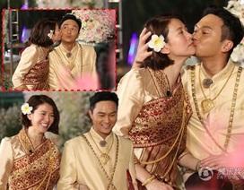 Hôn nhân đẹp như cổ tích suốt 18 năm của Viên Vịnh Nghi và Trương Trí Lâm