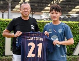 Xuân Trường nhận lương ngang với Văn Lâm khi xuất ngoại thi đấu