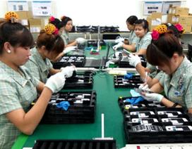 Xuất khẩu điện thoại tăng mạnh ngay trong Tết Nguyên Đán