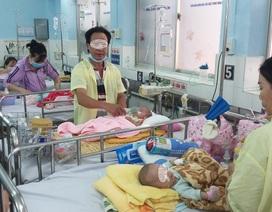 Sau Tết, cẩn thận với nhiều bệnh nguy hiểm ở trẻ
