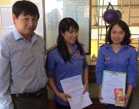 Bộ trưởng GTVT gửi thư khen 2 nữ nhân viên gác chắn cứu cụ bà thoát chết