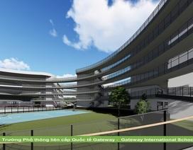 KTS Hoàng Thúc Hào bật mí về ngôi trường có kiến trúc xanh và lớn bậc nhất Hà Nội