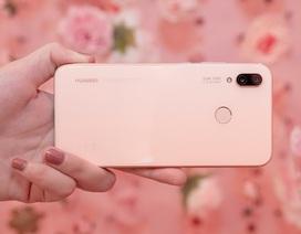 Gợi ý smartphone màu hường dành tặng bạn gái dịp Valentine