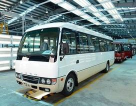 """Doanh số xe khách, xe tải giảm """"sốc"""", doanh nghiệp xe Việt gặp khó"""