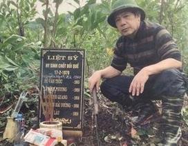 Lễ ăn hỏi đẫm nước mắt của 2 liệt sĩ đã hy sinh từ mùa xuân năm 1979