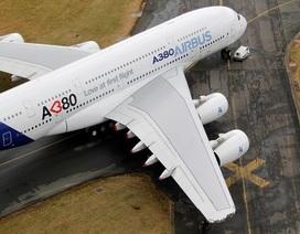 """Airbus chính thức tuyên bố sẽ dừng sản xuất """"siêu máy bay"""" A380"""