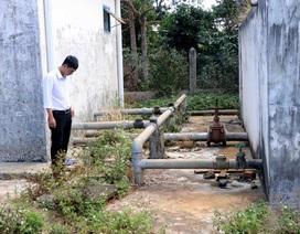 """Trả ngay lại tiền cho dân vụ bỗng dưng nhận """"trát"""" nộp thêm tiền mới có nước tại Đắk Nông"""