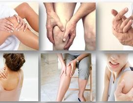 Đau nhức xương khớp toàn thân phải làm gì để cải thiện?