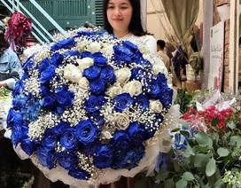 Xuýt xoa bó hoa 20 triệu đồng đại gia mua tặng người mình yêu